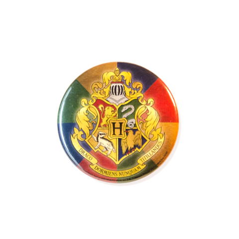 Badge - Armoiries d'Hogwarts