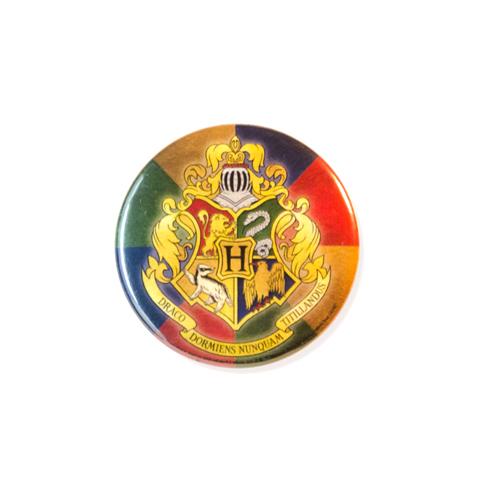 Badge - Armoiries d'Hogwarts