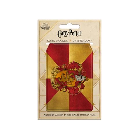 Porte-cartes - Armoiries de Gryffindor