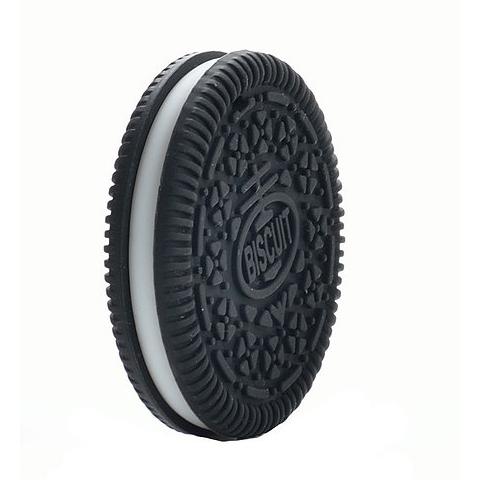 Anneau de dentition Geek - Biscuit noir