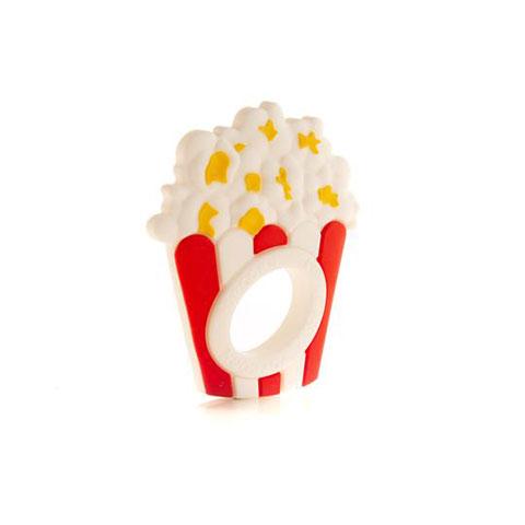 Popcorn - Anneau de dentition Geek