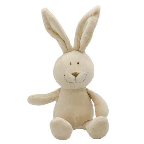 Peluche lapin - 18 cm - Baby safe