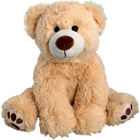 Peluche ours marron clair - 20 cm