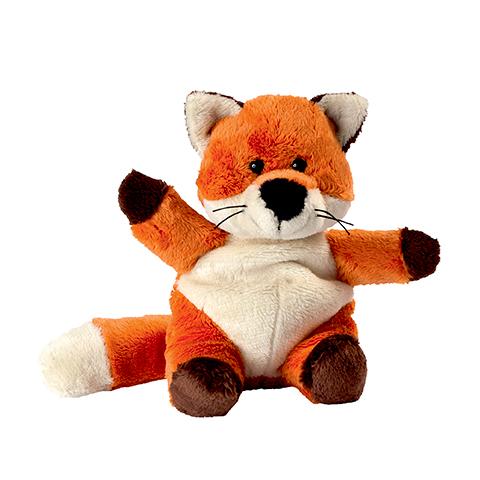 Peluche petit renard - 15 cm - Baby safe