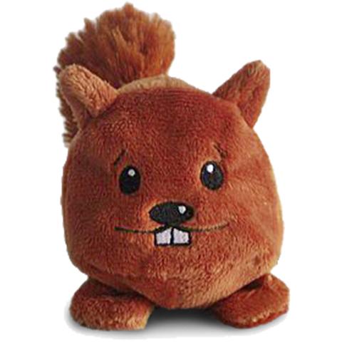 Peluche écureuil - 7 cm - Essuie-écran - Schmoozie