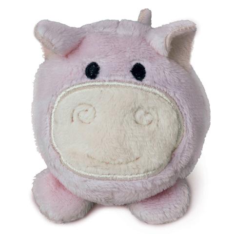 Peluche cochon rose - 7 cm - Essuie-écran - Schmoozie
