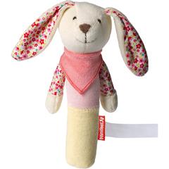 Hochet bébé lapin - 16 cm