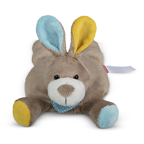 Bouillotte lapin - 28 cm - Baby safe
