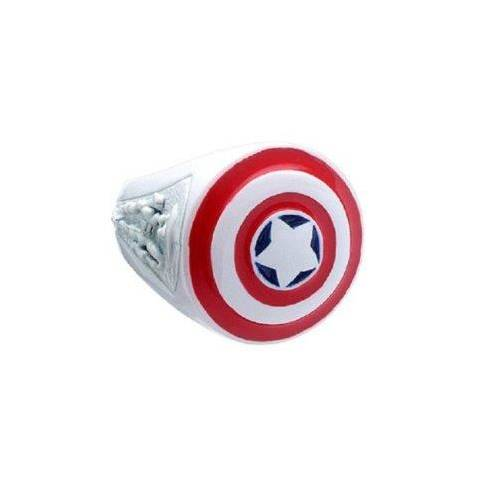 Bague - Captain America - Marvel
