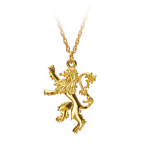 Game of Thrones - Pendentif Lannister