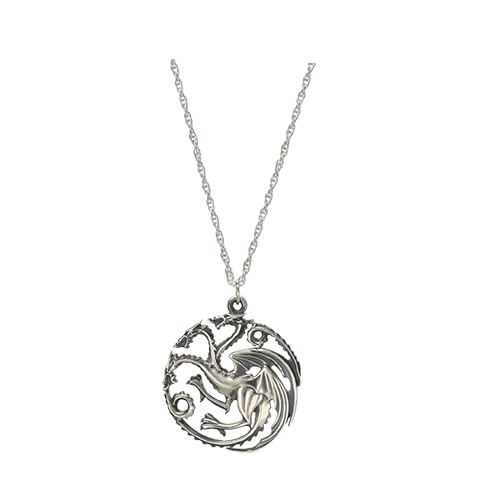 Game of Thrones - Pendentif Targaryen
