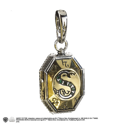 Médaillon de Salazar Serpentard - Charm Lumos - Harry Potter