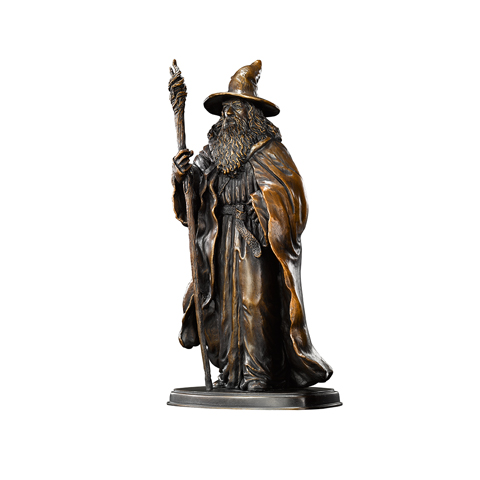 Gandalf - Sculpture en Bronze