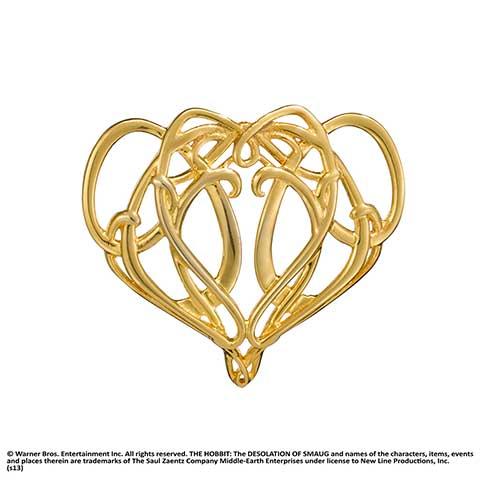 Elrond - Broche - Hobbit