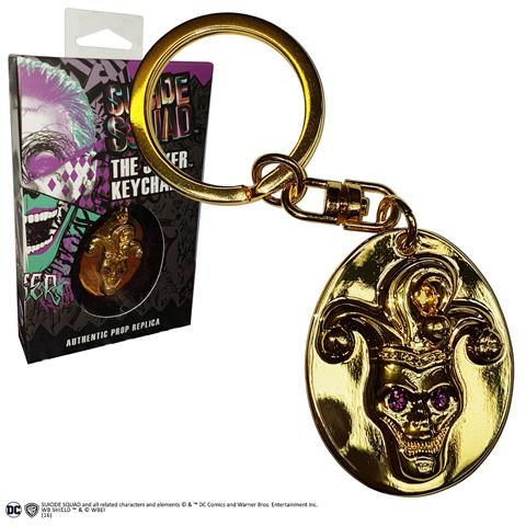 Porte-clés  Joker - Suicide Squad - DC Comics