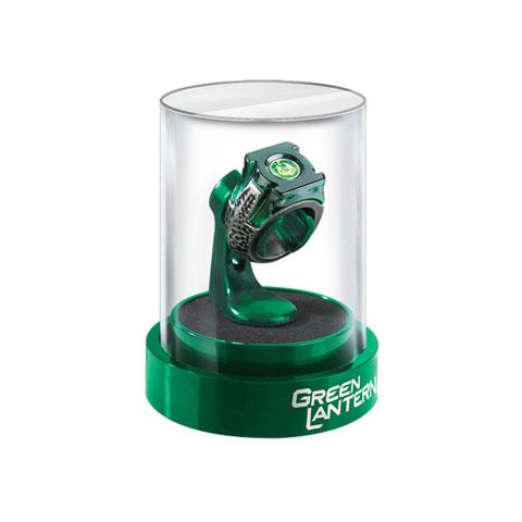 Anneau et Support - Green Lantern - DC comics