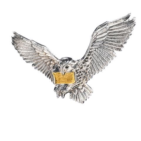 Broche - Hedwige