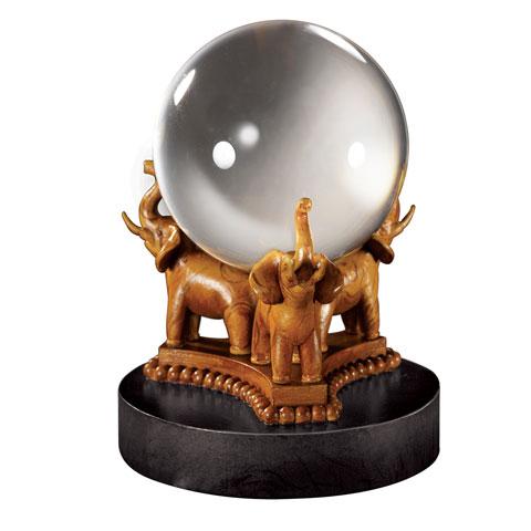 Boule de cristal de divination