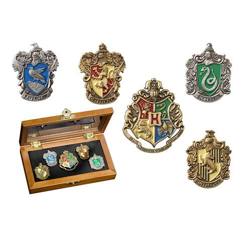 Pins des Maisons de Poudlard - Harry Potter