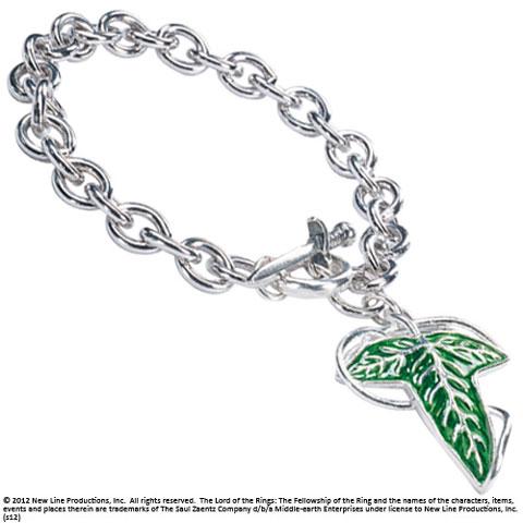 Feuille de la Lórien - Bracelet