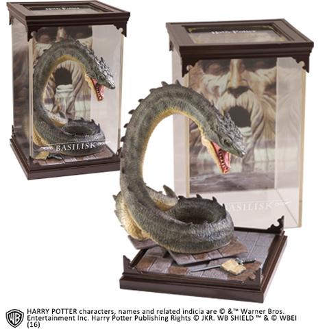 Créatures magiques - Basilic - Figurines Harry Potter