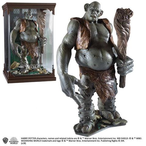 Créatures magiques - Troll des montagnes - Figurines Harry Potter