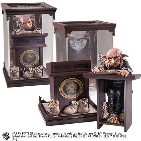 Créatures magiques - Gobelin de Gringotts - Figurines Harry Potter