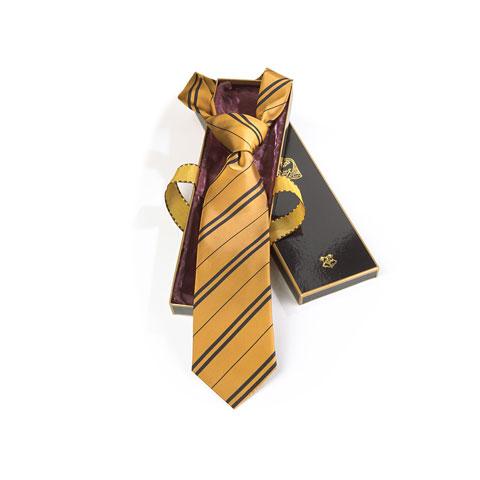 Cravate - Maison Poufsouffle - Harry Potter
