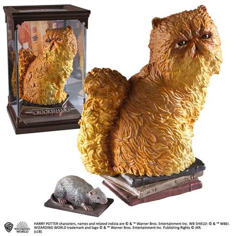 Créatures magiques - Pattenrond - Figurines Harry Potter
