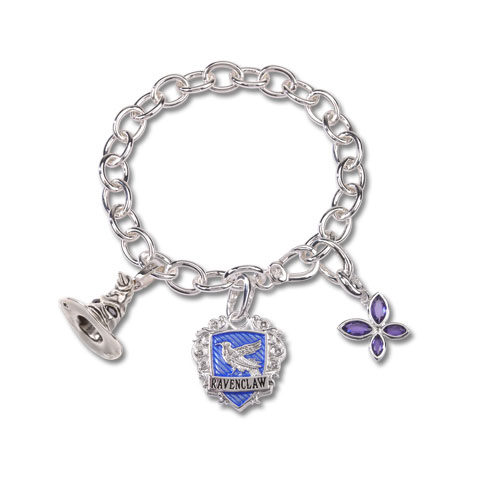 Bracelet Charms - Lumos Serdaigle - Harry Potter