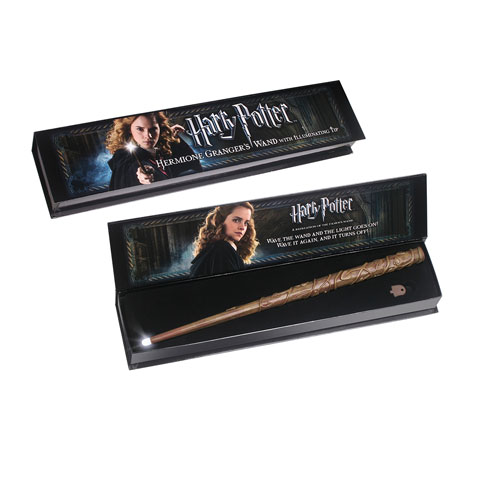 Baguette lumineuse - Hermione - Harry Potter