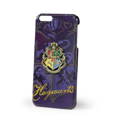 Coque Poudlard -  iPhone 6 Plus - Harry Potter