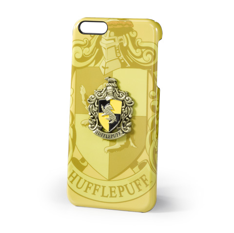 Coque Poufsouffle -  iPhone 6 Plus - Harry Potter