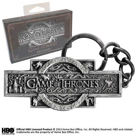 Game of Thrones - porte-clés logo