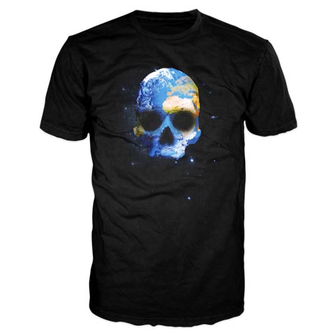 Crâne Terre