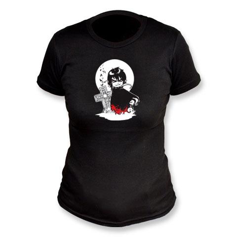 Ravenshood Manor - T-shirt - Oscar (cintré)