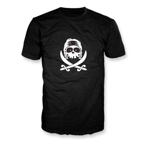 Et si Jack était... Jack - T-Shirt noir phosphorescent