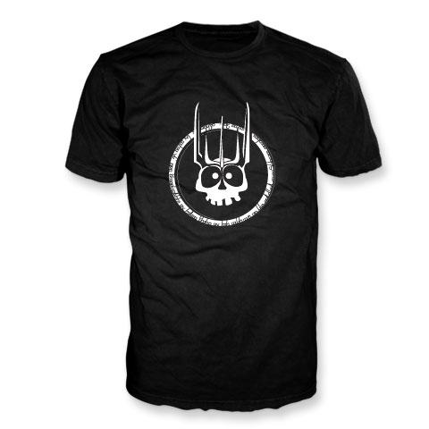 Et si Jack était... unique - T-Shirt noir phosphorescent