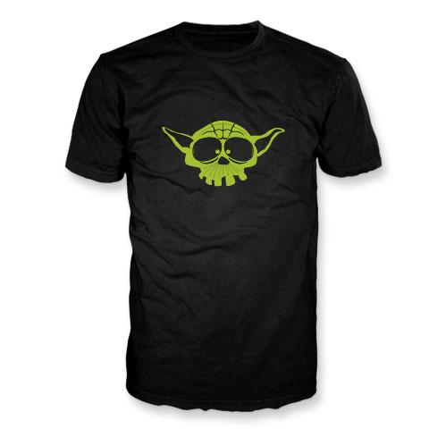 Et si Jack... tu seras - T-Shirt noir phosphorescent