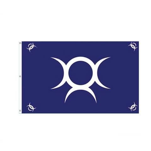 Lanfeust -  drapeau - Eckmül