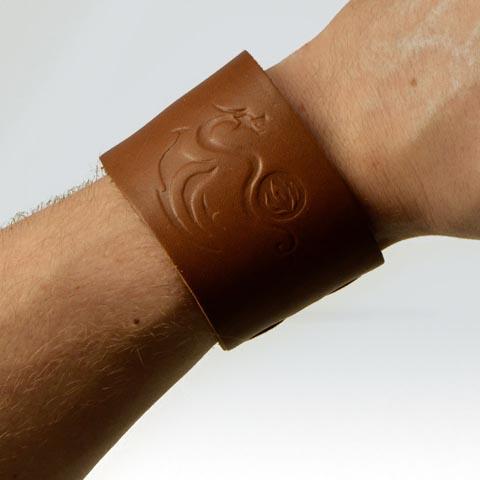 Bracelet de Force - Gardien de la Flamme - clair