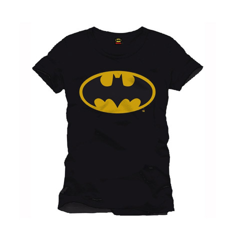 T-shirt Logo Batman - DC Comics