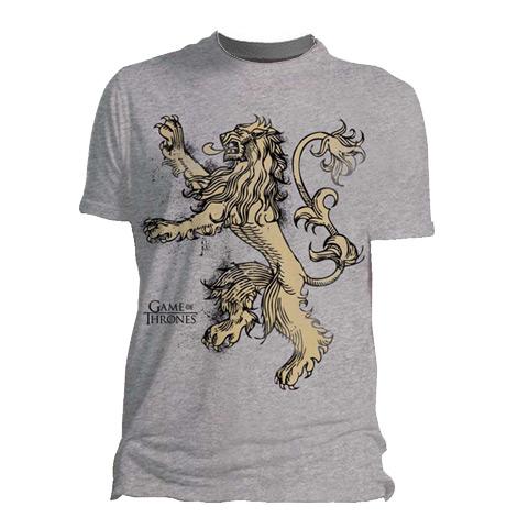T-shirt Emblème Maison Lannister