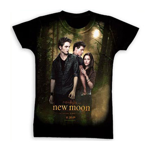 Twilight - T-shirt cintré