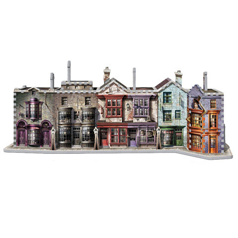 Harry Potter™ - Chemin De Traverse - puzzle 3D Wrebbit