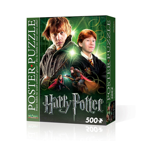 Ron Weasley™ - puzzle poster Wrebbit