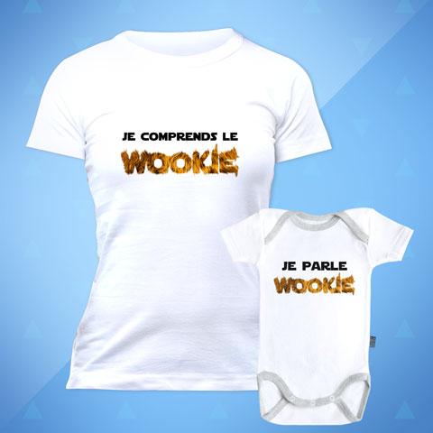 Pack duo Wookie