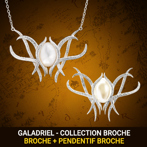 Galadriel - Collection Broche