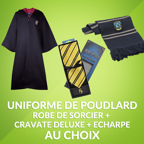 Pack uniforme de Poudlard - Harry Potter