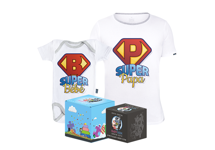 Pack duo Super Famille